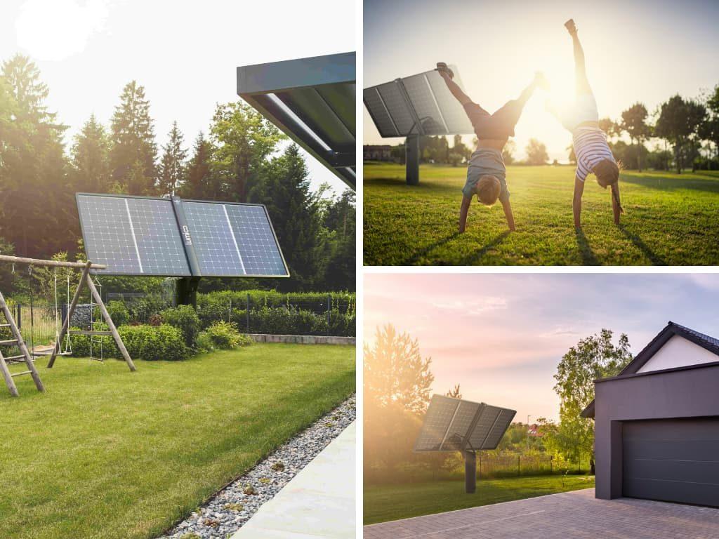 Histoire marque solaire : le suiveur solaire photovoltaïque Lumioo