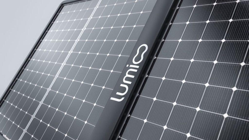 panneau solaire tracker photovoltaique lumioo