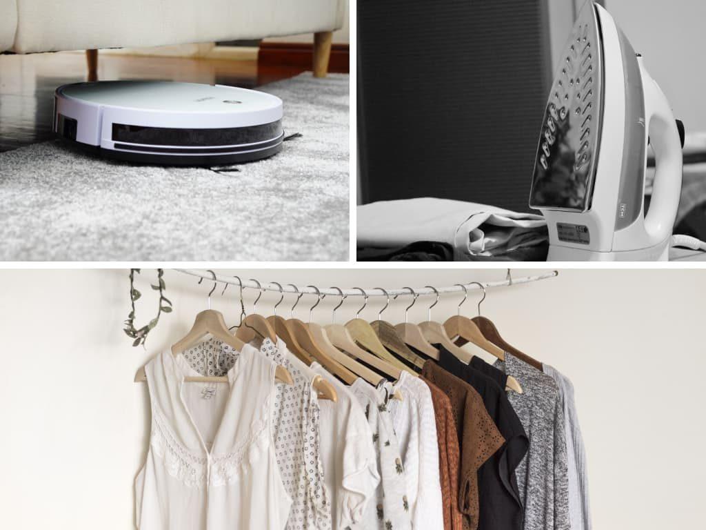 consommation électrique des appareils d'entretien de maison