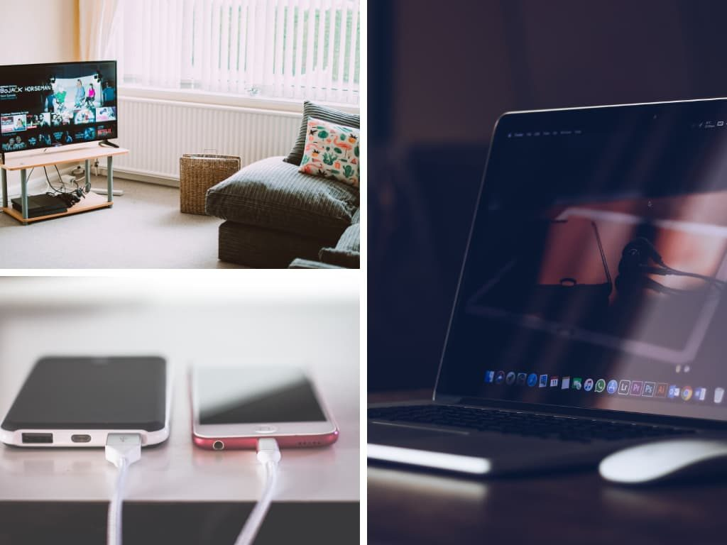 consommation électrique des appareils quotidien de la maison