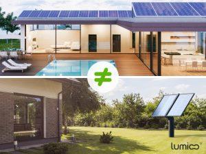 Tracker solaire ou installation photovoltaïque fixe : lequel choisir ?