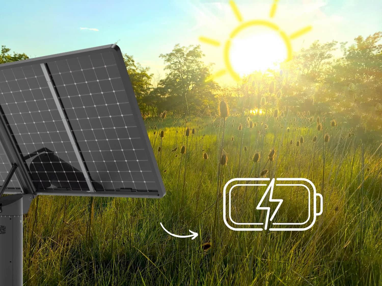 Stockage virtuel de l'électricité et autoconsommation solaire : le duo gagnant