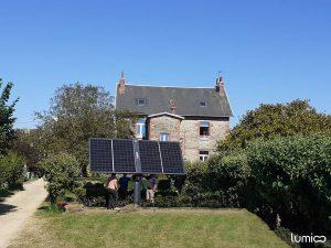 Le tracker solaire Lumioo en photos
