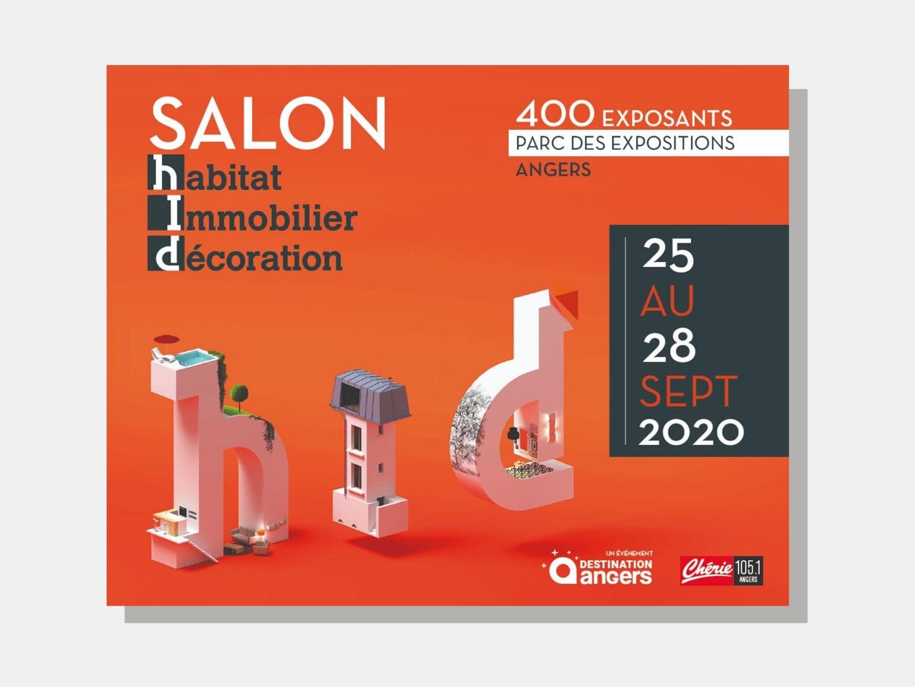 Lumioo au Salon de l'Habitat d'Angers 2020