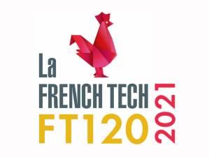 Lauréat de la French Tech 120