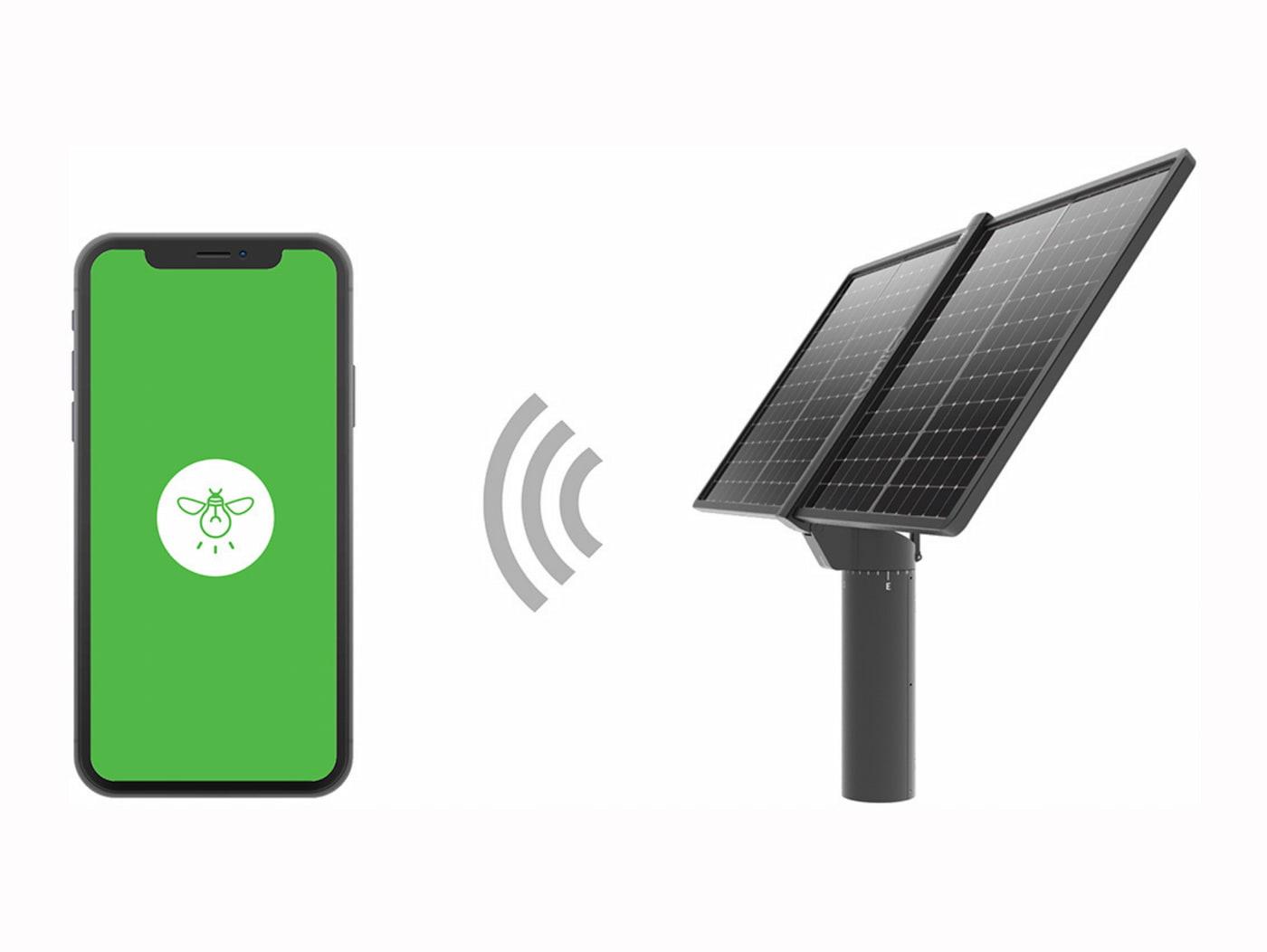 Pourquoi le tracker solaire Lumioo a-t-il besoin d'une connexion internet ?