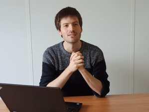 Interview de Valentin Maurice, responsable du Bureau d'Etudes
