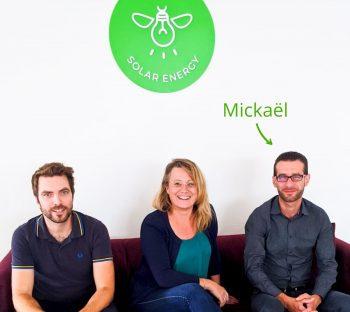 Mickael votre conseiller solaire Lumioo - Tracker solaire